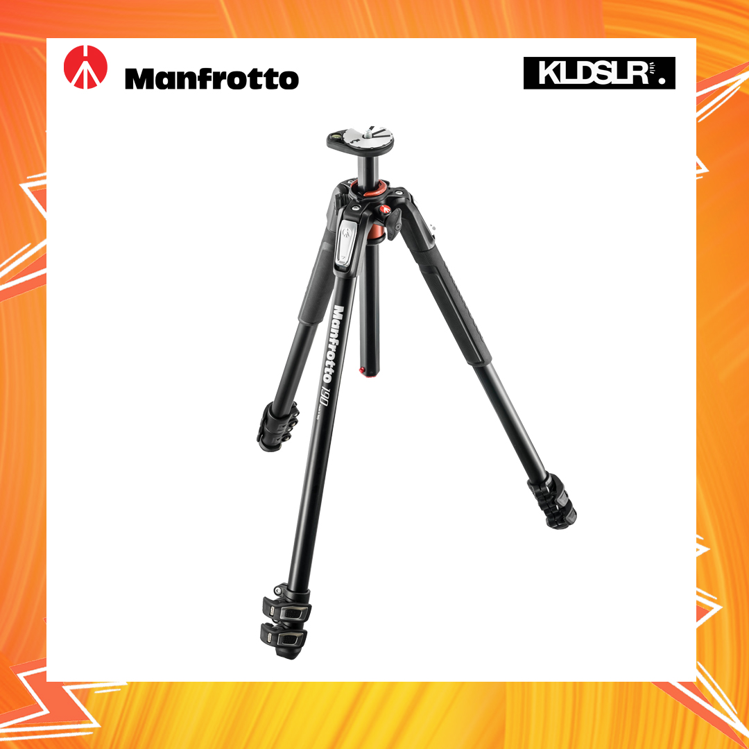 (MARCH)  Manfrotto MT190XPRO3 Aluminum Tripod - #MT190XPRO3